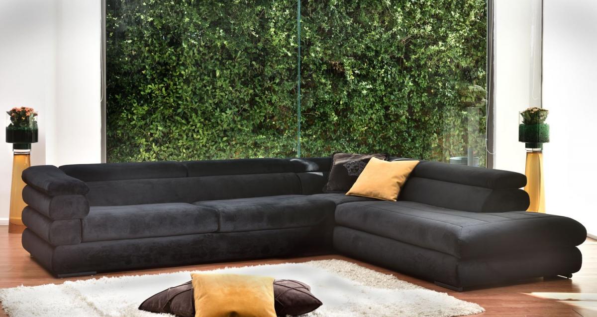 Γωνιακός καναπές ARMANI